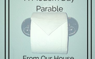 To Obey is Better than Sacrifice: A Modern Day Parable from My House