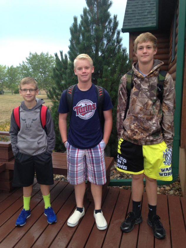 boys 2016.2017 school year
