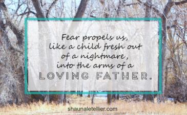 Propelling Fear